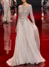 Lux runway dress